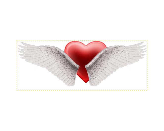 сердце контур картинки